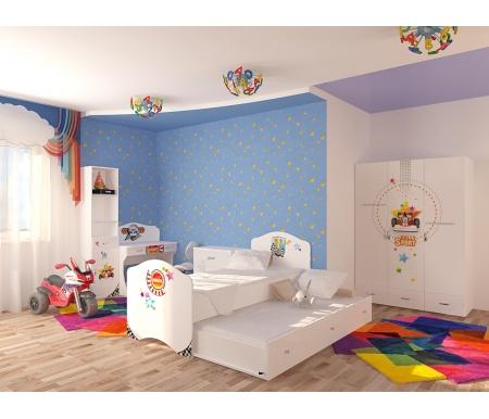 Купить Детская комната Адвеста, Спорт (Sport) (комплектация 3), ДСП