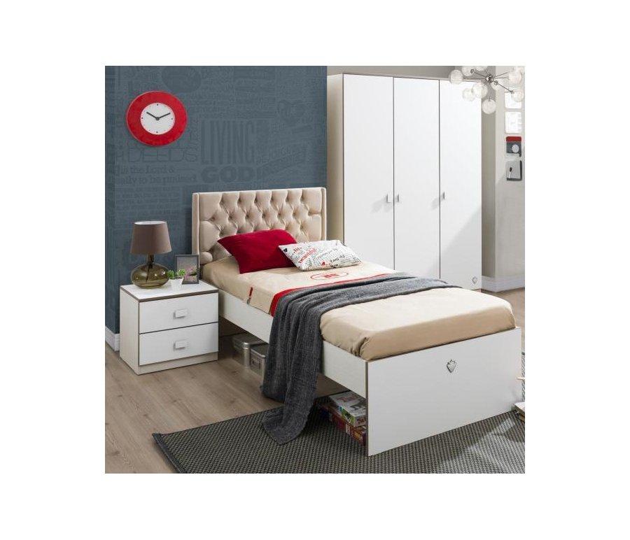 Детская комната WHITE CHOCOLATE (комплектация 3)
