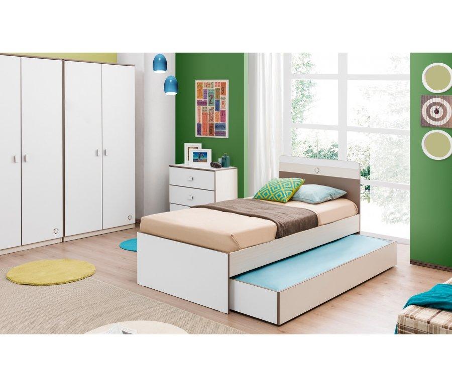 Детская комната WHITE CHOCOLATE (комплектация 4)