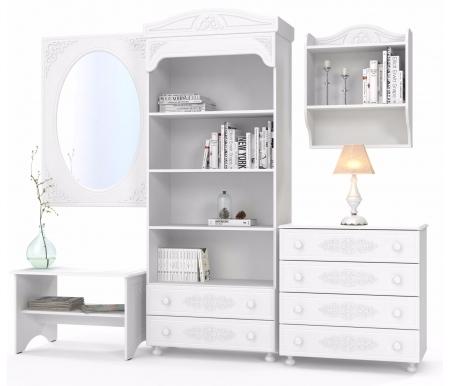 Готовые наборы Ассоль (комплектация 13)  Набор мебели Компасс