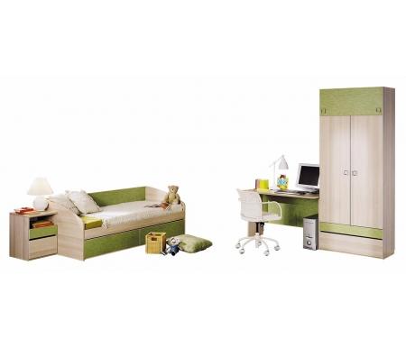 Здесь можно купить Киви 139.001  Детская комната Трия Готовые наборы