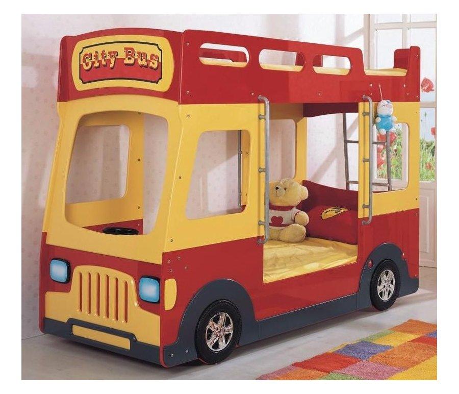 Кровать Milli Bus