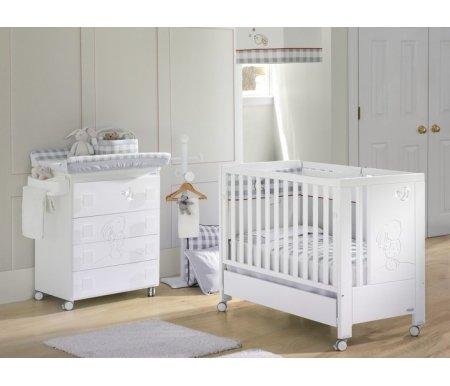 Кровать Лапси