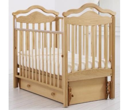 Кровать детская с универсальным маятником Gandylyan Анжелика