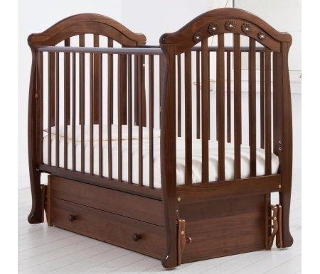 Здесь можно купить Джозеппе  Кровать детская с универсальным маятником Gandylyan Кроватки для новорожденных