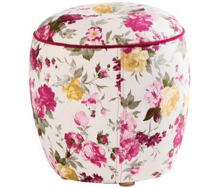Пуфик FLORA AKS-3404 розовыйПуфы<br>Мягкий пуфик с цветочным рисунком.<br> <br>Дополнит интерьер и придаст комнате уют.<br><br>Ширина: 42 см<br>Глубина: 42 см<br>Высота: 45 см<br>Материал: ткань<br>Цвет: розовый<br>Вес: 5,5 кг