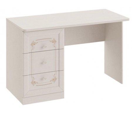 Стол письменный с ящиками Лючия ТД-235.15.02Столы<br>Материал ручек металл.<br>