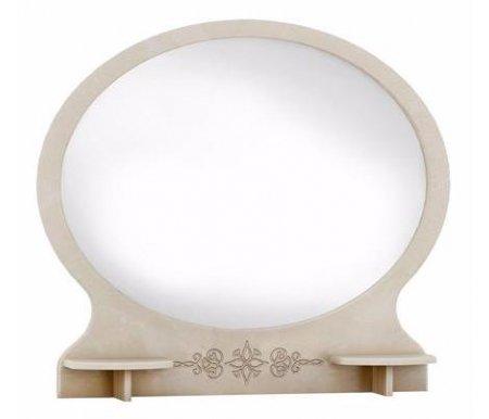 Зеркало для комода Фиеста-М ЗРК-505 перламутровый глянецЗеркала<br><br>