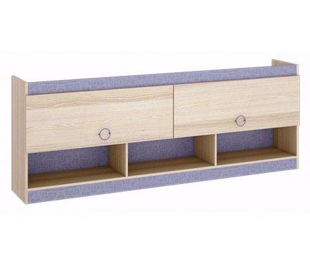 Шкаф настенный Индиго 145.14 Трия