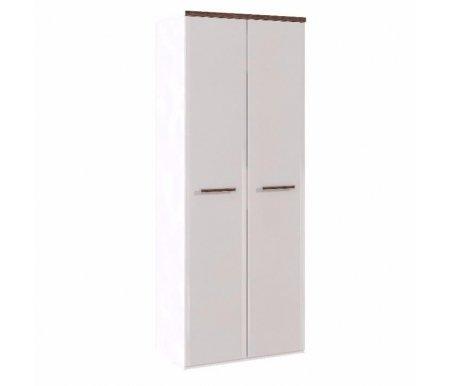 Шкаф для одежды Яна белый глянецШкафы одежные<br><br>