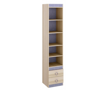 Шкаф-стеллаж Индиго 145.09 Трия