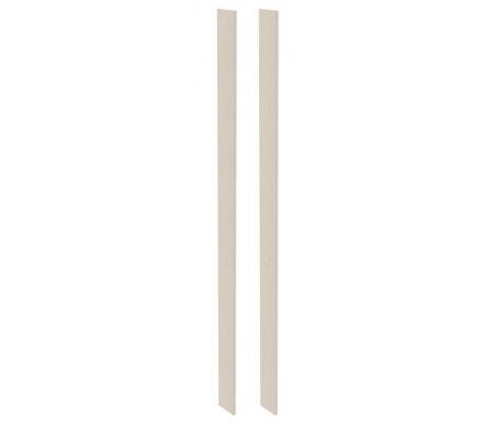 Комплект панелей для шкафа Лючия ТД-235.07.31Полки для шкафов<br>В комплекте две панели.<br>