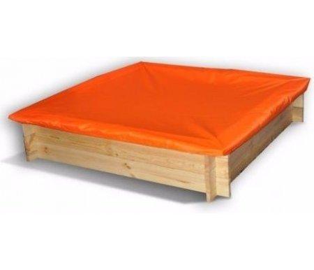 Защитный чехол для песочниц Paremo оранжевый фото