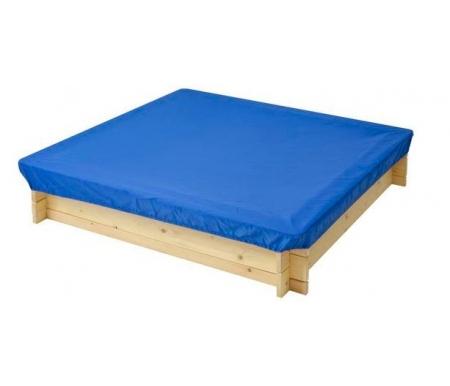 Защитный чехол для песочниц Paremo синий фото