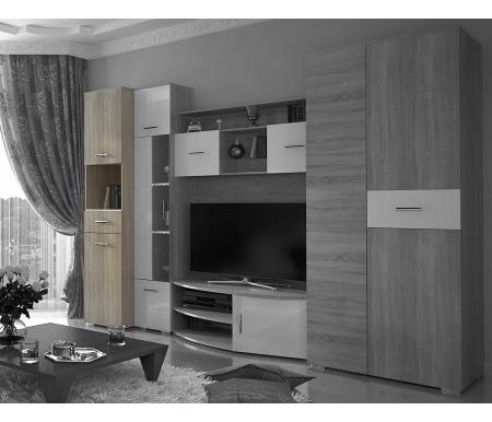 Шкаф-пенал НК мебель