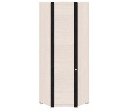 Шкаф угловой левый Фиджи ШУ(08)_23L дуб белфортМодульные распашные шкафы<br>Ширина и глубина шкафа обозначают стороны прилегающие к стене.<br>Расположение петель слева.<br>