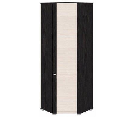 Шкаф угловой правый Фиджи ШУ(08)_23R венге цаво  / дуб белфортМодульные распашные шкафы<br>Ширина и глубина шкафа обозначают стороны прилегающие к стене.<br>Расположение петель справа.<br>