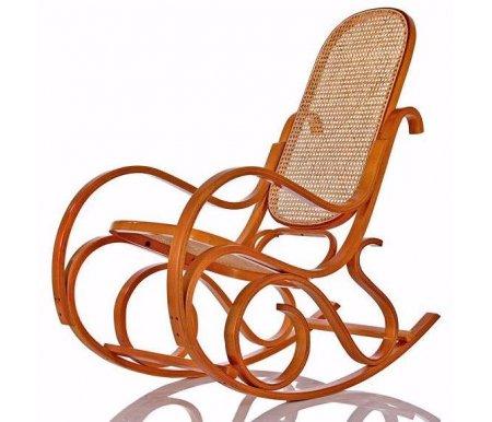 Кресло-качалка Формоза (ротанг бук) от ЛайфМебель