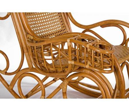 Кресло-качалка Novo Lux (Corall) от ЛайфМебель