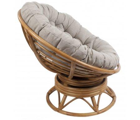 Кресло-качалка Pretoria с подушкой от ЛайфМебель