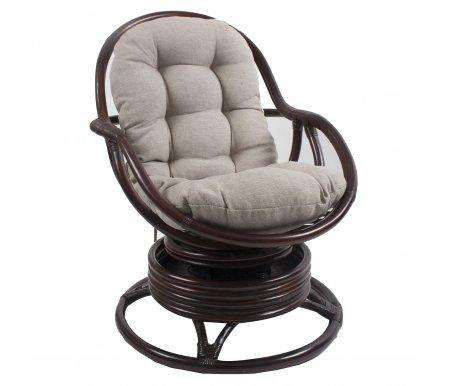 Кресло-качалка Ulfasa с подушкой от ЛайфМебель