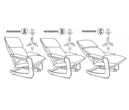 Кресло-трансформер Red Black