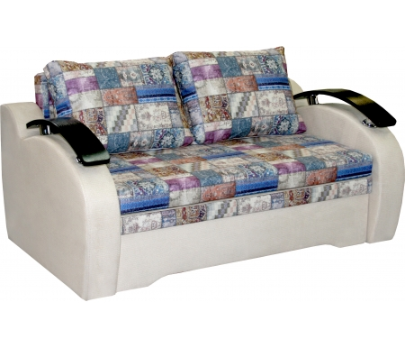 Купить Диван-кровать Мебельград, Френд 2 вариант 1 бежевый
