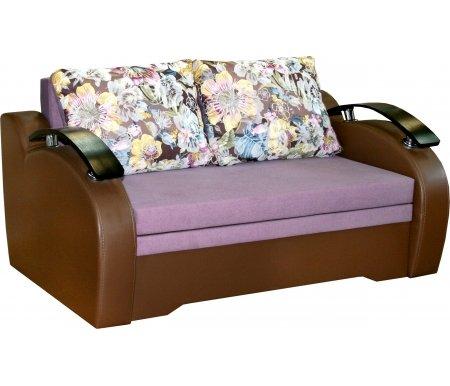 Купить Диван-кровать Мебельград, Френд 2 вариант 2 лиловый