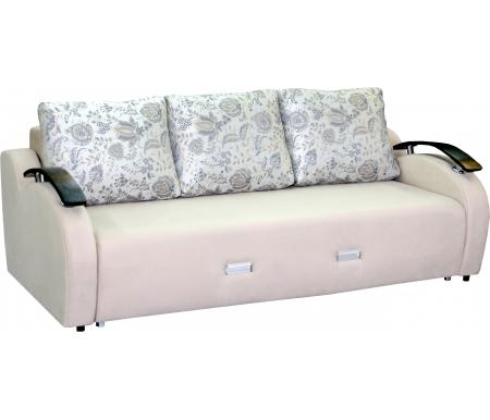 Купить Диван-кровать Мебельград, Турин 2 вариант 3 бежевый
