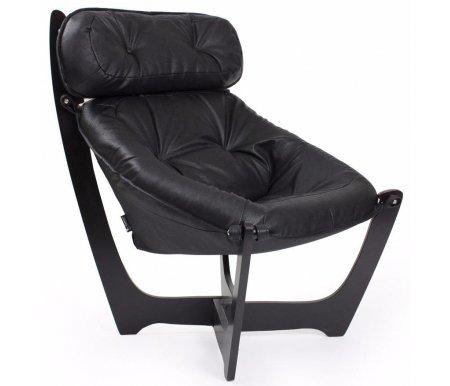 Кресло для отдыха мод. 11Кресла<br>Кресло для отдыха 11 - необычная модель, которая станет отличным дополнением современного интерьера. <br>  <br>   <br> <br> <br>  Спинка и сиденье созданы таким образом, чтобы максимально подстроиться под форму человеческого тела. <br> <br>  Выдерживает до 150 кг. <br> <br>В дополнении к данной модели можно приобрестипуфик.<br><br>Цвет: Манго 3003<br>Цвет: Орегон перламутр 106<br>Цвет: Антик крокодил<br>Цвет: Орегон перламутр 120<br>Цвет: Дунди 108<br>Цвет: Дунди 109<br>Цвет: Дунди 112<br>Цвет: Манго 002<br>Цвет: Модена 49<br>Цвет: Модена 56<br>Цвет: Мальта 01А<br>Цвет: Токио<br>Цвет: Мальта 17<br>Цвет: Мальта 15А<br>Цвет: Мальта 03А<br>Цвет: Мальта 46<br>Ширина: 72 см<br>Глубина: 72 см<br>Высота: 97 см<br>Материал каркаса: дерево<br>Цвет каркаса: темный орех, венге<br>Материал обивки: экокожа, такнь