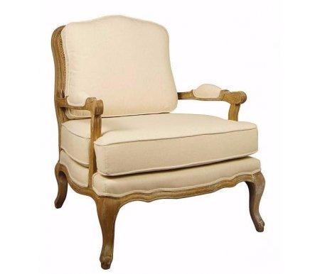Кресло CH-300-OAK бежевое (FC019-25-OAK)Кресла<br>Кресло СН-300-OAK бежевое (FC019-25-OAK) изготовлено из натуральных материалов по разработкам французских мастеров. Безупречное качество исполнения делает изделие изысканным и утонченным, а также обладает хорошей износостойкостью.<br><br>Ширина: 77 см<br>Глубина: 86 см<br>Высота: 95 см<br>Материал каркаса: массив дуба<br>Материал обивки: ткань<br>Цвет обивки: светло-бежевый<br>Вес: 25 кг