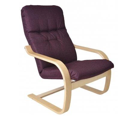 Кресло Сайма (ткань)Кресла<br>Кресло Сайма (ткань) - это удобная эргономичная модель, которая прекрасно впишется в современный интерьер. <br>Упругое основание позволяет креслу пружинить, что добавляет модели еще больше комфорта.<br><br>Цвет: Nissan фиолет<br>Цвет: Tweed ivory<br>Цвет: Vinum 02<br>Цвет: Vinum 03<br>Цвет: Газета<br>Цвет: Гобелен music<br>Цвет: Basik Coffe<br>Ширина: 69 см<br>Глубина: 84 см<br>Высота: 102 см<br>Материал каркаса: дерево<br>Цвет каркаса: березовый шпон, венге, вишня<br>Материал обивки: ткань
