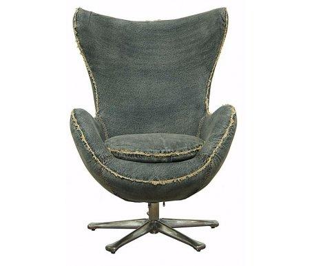 Кресло Stuart Jeans (BU-2196)Кресла<br>Кресло Stuart Jeans отличается своими размерами от моделей из серии стиля лофт, но, чувство комфорта остается на высшем уровне. Качественная и прочная обивка из джинсового материала синего цвета подчеркивает стилистику лофт, придавая ей индивидуальность.<br><br>Ширина: 78 см<br>Глубина: 65 см<br>Высота: 118 см<br>Материал обивки: джинса<br>Цвет обивки: синий<br>Вес: 30 кг
