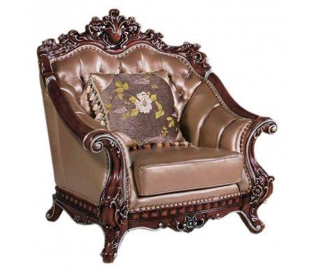 Кресло СултанКресла<br>Спинка кресла декорирована утяжками со стразами.<br>