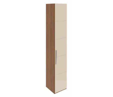 Шкаф торцевой Вирджиния СМ-233.07.08 орех вирджиния / сахараШкафы<br>Шкаф универсальный, направление угла и открытия двери определяется при сборке.<br>
