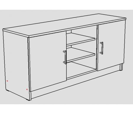 ТВ-тумба НК мебель