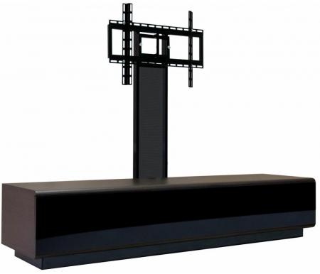 Lisewood Decollo 3 PS корпус венге фасад черный основание черное ПС черный