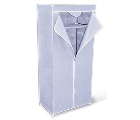 Вешалка-гардероб с чехлом SHT-WR2012 сиреневая Sheffilton