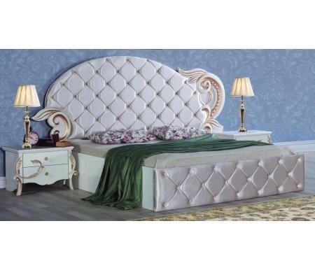 Кровать 180х200 Жасмин 10300Двуспальные кровати<br><br>
