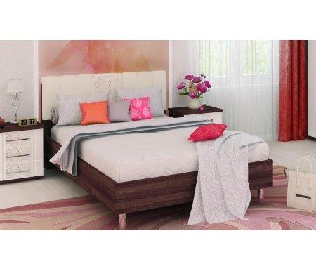 Кровать Джулия 97.03 120*200Двуспальные кровати<br><br>