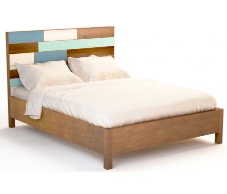 Купить Кровать Этажерка, Aquarelle Birch RE-160ETG, Россия