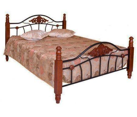 Кровать PS 870 140 см x 200 смПолуторные кровати<br>Выбрать матрас<br> <br>  Матрас не входит в стоимость кровати, но унас вы можете приобрести ортопедический матрас подходящего размера.Доступен широкий ассортимент, посмотреть и выбрать можно в разделематрасов. При возникновении вопросов обращайтесь к нашим менеджерам.<br><br>  <br>    <br>  <br><br>  Материал ножек: массив гевеи.<br>