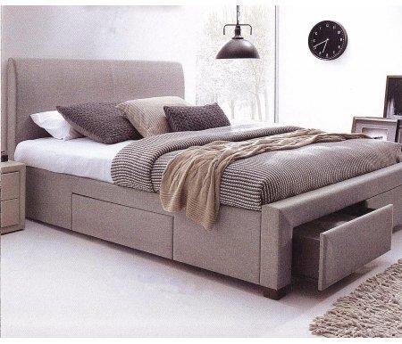 Кровать SWEET SEATLEПолуторные кровати<br>Кровать в современном стиле SWEET SEATLE будет прекрасным украшением Вашей спальни.<br>
