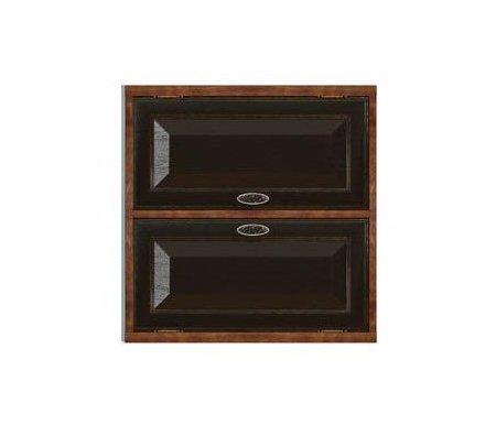 Здесь можно купить двойная горизонтальная Диего CB-363  Полка Фран Навесные шкафы