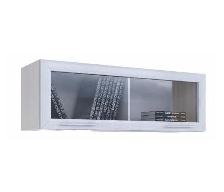 Полка-витрина Эстель СВ-408 вудлайн кремовыйПолки<br><br>