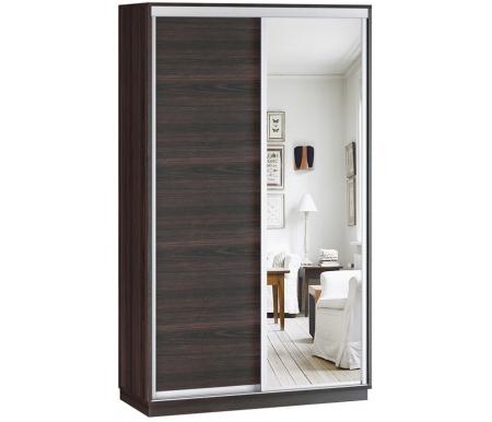 Купить Шкаф-купе Наша мебель, Денвер 120-Д5 венге, Россия