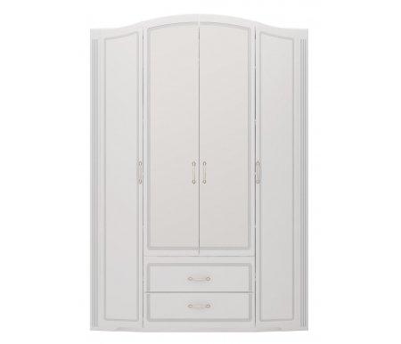 Шкаф четырехдверный Ижмебель