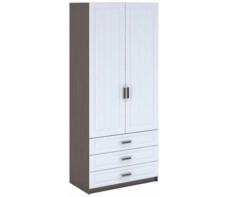 Шкаф двухдверный Bravomebel