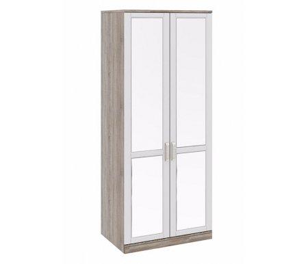 Шкаф двухдверный с зеркалами Прованс СМ-223.07.004Шкафы<br><br>