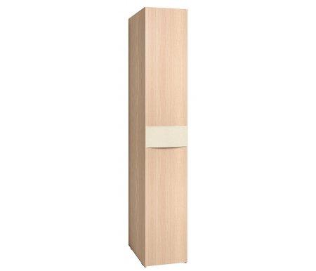 Шкаф однодверный для белья Амели 12 дуб беленый Глазов
